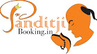 Book Panditji for Puja - Book Panditji online for puja and astrology services.