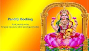 Panditji Booking